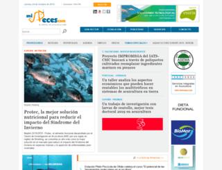 mispeces.com screenshot