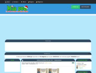 mispps.com screenshot