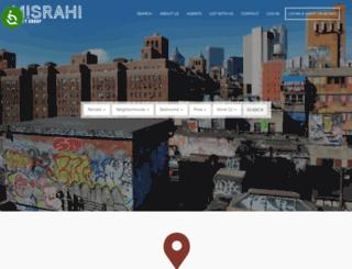 misrahirealty.com screenshot