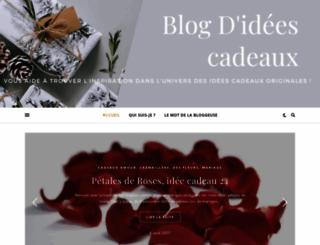 miss-cadeaux.fr screenshot