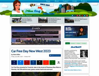 miss604.com screenshot