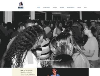 missaoapoio.com screenshot