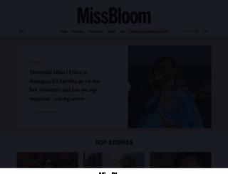 missbloom.gr screenshot