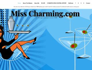 misscharming.com screenshot