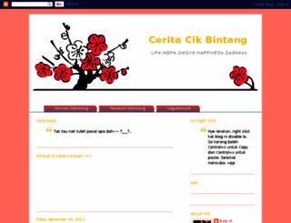missdesideria.blogspot.com screenshot