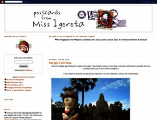 missigorota.blogspot.com screenshot