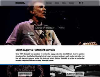 missinginkshop.com screenshot