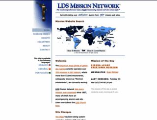 mission.net screenshot