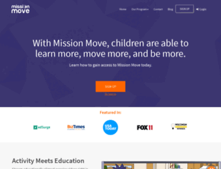 missionmove.com screenshot