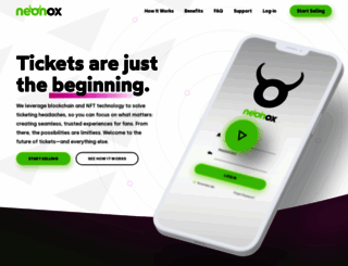 missiontix.com screenshot