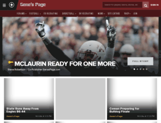 mississippistate.scout.com screenshot