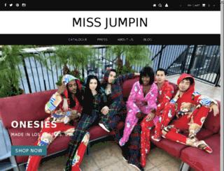 missjumpin.com screenshot