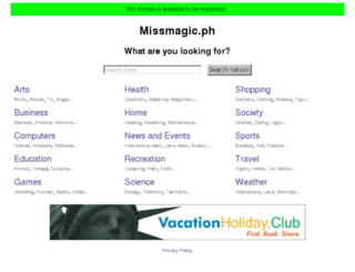 missmagic.ph screenshot