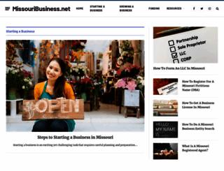 missouribusiness.net screenshot
