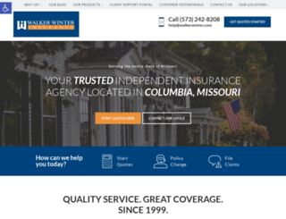 missouriinsurancecenter.com screenshot