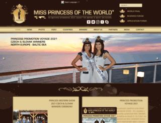 missprincessworld.com screenshot