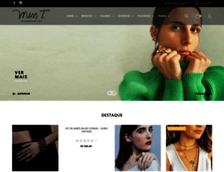 misst.com.br screenshot