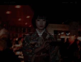 missvoon.se screenshot