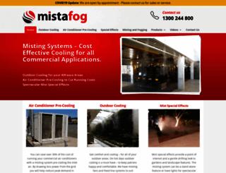 mistafog.com screenshot