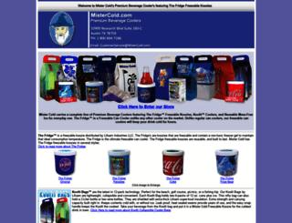 mistercold.com screenshot