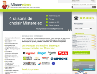 misterelec.com screenshot