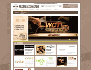 mistergoodgame.com screenshot
