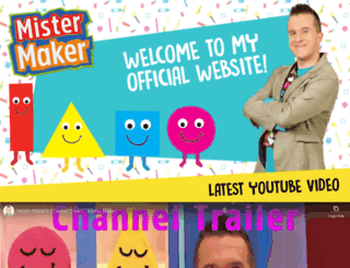 mistermaker.com screenshot