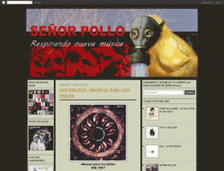 misterpollomp3.com screenshot