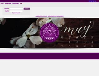 misticosesoterismo.com.br screenshot