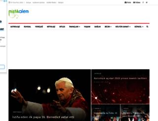 mistikalem.com screenshot