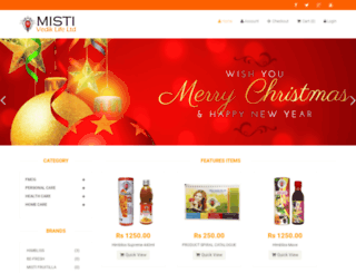 mistivediklife.net screenshot