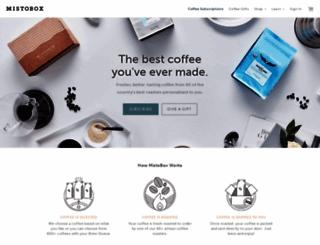 mistobox.com screenshot