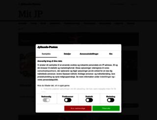 mit.jp.dk screenshot