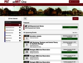 mit.universitytickets.com screenshot