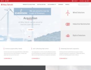 mita-teknik.com screenshot