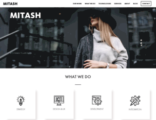 mitash.com screenshot