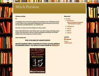 mitchparslow.blogspot.com screenshot