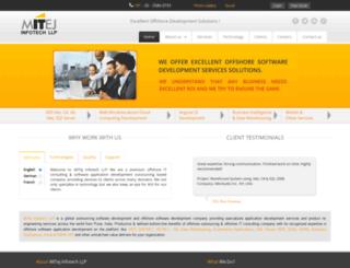 mitej.com screenshot
