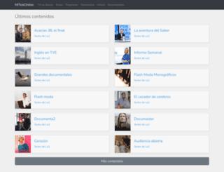 miteleonline.com screenshot