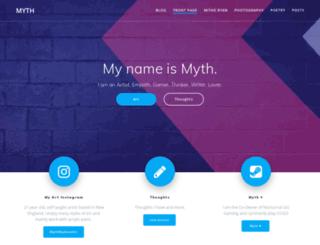 mitheryan.com screenshot