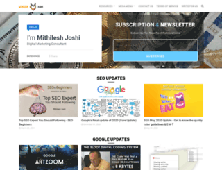 mithileshjoshi.blogspot.com screenshot