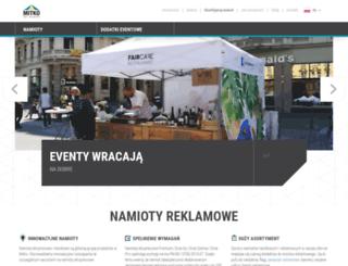mitko.pl screenshot