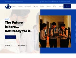mitkundapura.com screenshot