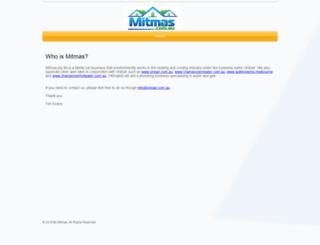 mitmas.com.au screenshot