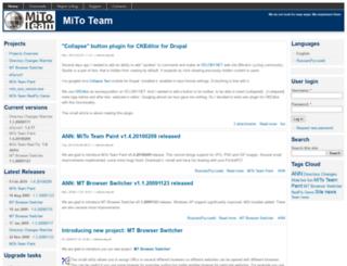 mito-team.com screenshot