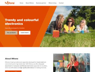mitone.eu screenshot