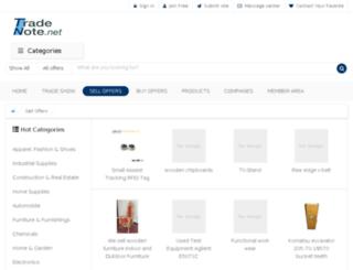 mitra-asia-sukses-cv.tradenote.net screenshot