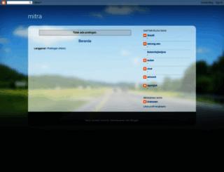 mitrabisnis-edu.blogspot.com screenshot