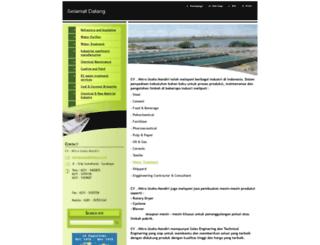 mitrausahamandiri.webnode.com screenshot
