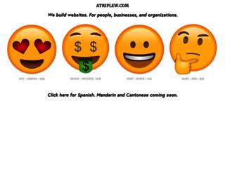 mitriplew.com screenshot